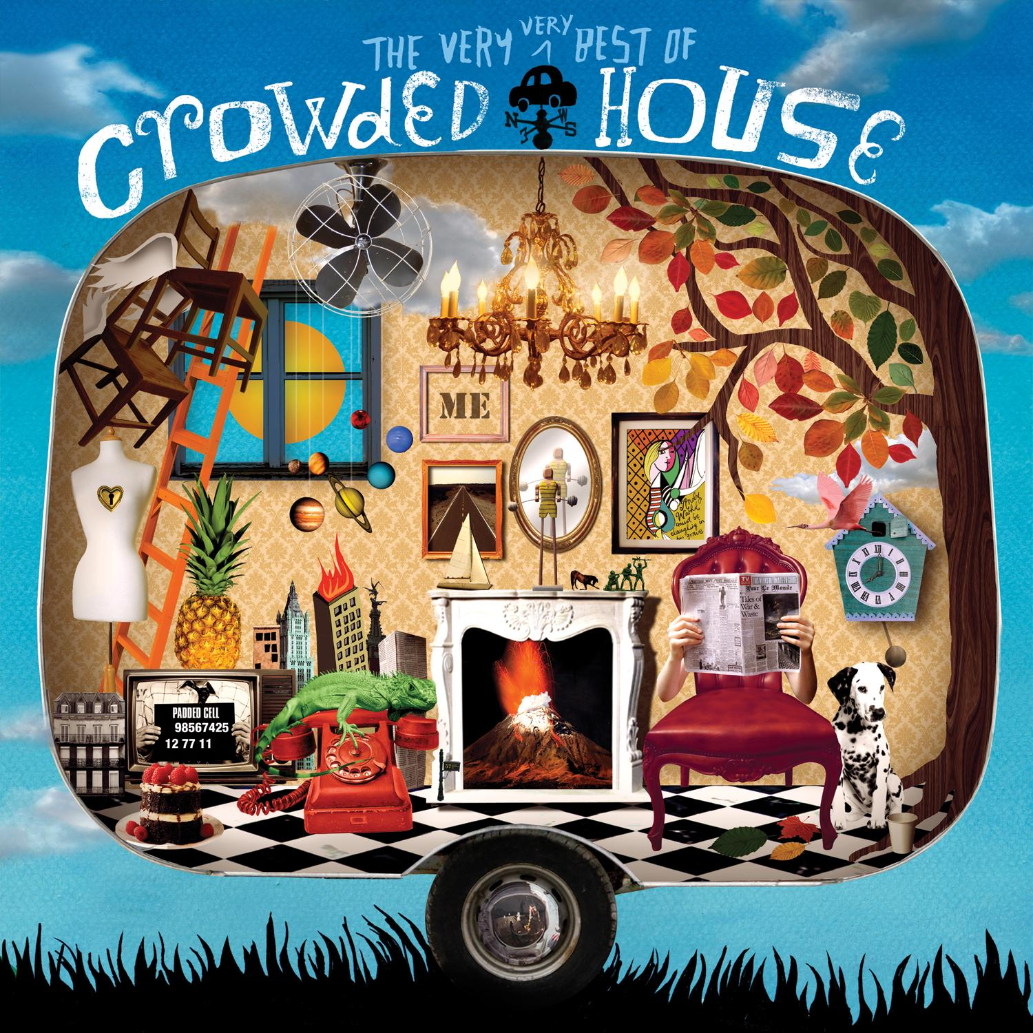 New Crowded House Best Of On Cd Expanded Digital Steve